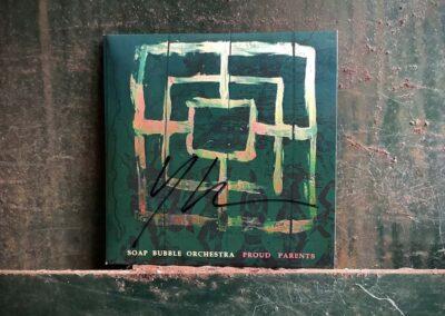 CD: Proud Parents (Soap Bubble Orchestra)