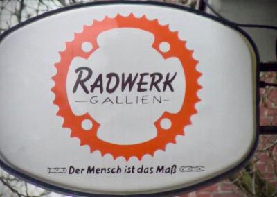 Fahrradinspektion (Radwerk Gallien)